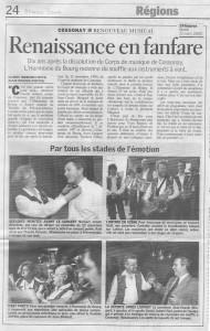 24Heures 21 mars 2000