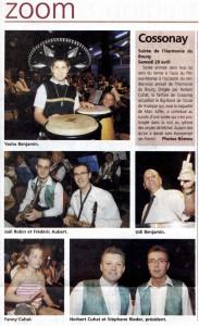 Journal de Morges mai 2006