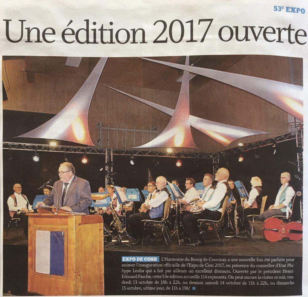 Expo de Coss 2017